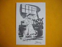Cpm ILLUSTRATEUR - PIERDEC  - Le Lithographe  - - Unclassified