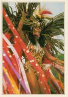 BRASILE  SALVADOR DI BAHIA:  IL  CARNEVALE    (NUOVA CON DESCRIZIONE DEL SITO SUL RETRO) - Salvador De Bahia