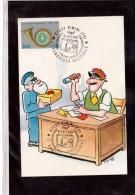 8709   -   1° CONGRESSO NAZIONALE SIND.AUTONOMO ITALIANO LAVORATORI POSTELEGRAFONICI   /    RIMINI  4.10.1990 - Syndicats