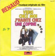 Renaud - Viens Chez Moi, J'habite Chez Une Copine (45 Tours) - Vinyles