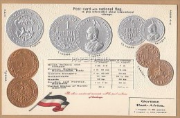 Tangayika   Coin Card    Tk67 - Tanzania