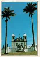 BRASILE  CONGONHAS DO CAMPO:  CHIESA DI SENHOR BOM JESUS    (NUOVA  CON DESCRIZIONE DEL SITO SUL RETRO) - Altri