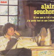 Alain Souchon - 18 Ans Que Je T'ai à L'oeil (45 Tours) - Vinyles