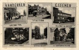 BELGIQUE - ANVERS - ESSEN - ESSCHEN - Aandenken - Souvenir. - Essen
