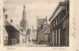 BELGIQUE - ANVERS - BAERLE-DUC - BAARLE-HERTOG - Kerkstraat. - Baarle-Hertog
