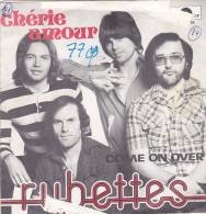 Rubettes - Chérie Amour - Come On Over (45 T) - Vinyles