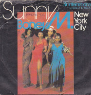 Boney M - Sunny (45 T - SP) - Vinylplaten