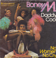 Boney M - Daddy Cool  (45 T - SP) - Vinylplaten
