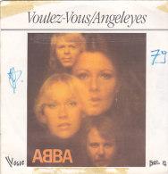 Abba - Voulez-vous - Angeleyes (45 T - SP) - Vinyles