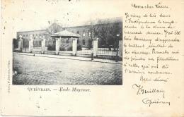 Quiévrain NA1: Ecole Moyenne 1902 - Quiévrain