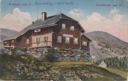 AK Riesengebirge Hofbaude Dvoracky Baude Kesselkoppe A Rochlitz Rokytnice Sahlenbach Kaltenberg Seifenbach Harrachsdorf - Sudeten
