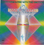 Earth And Fired - Boogie Wonderland (45 T - SP) - Vinyles