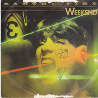 Earth And Fired - Weekend (45 T - SP) - Vinyles