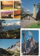 HAUTE SAVOIE CPM  Lot  De 200 Cartes Postales Modernes - Cartes Postales