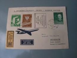 == AT  Cv. Naher Osten Flight 1959  Beyrouth - 1945-.... 2. Republik