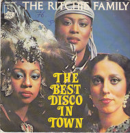 The Ritchie Family - The Best Disco In Town (45 T - SP) - Vinyles
