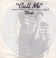 Blondie - Call Me (45 T - SP) - Vinylplaten