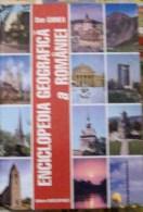 ROMANIA-ENCICOPEDIA GEOGRAFICA A ROMANIEI - Books, Magazines, Comics