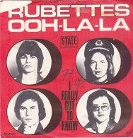 Rubettes - Ooh-La-La (45 T - SP) - Vinyles
