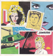 Kim Wilde - Cambodia (45 T - SP) - Vinylplaten