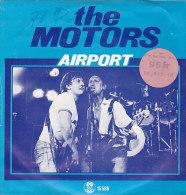 The Motors - Airport (45 T - SP) - Vinyles