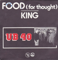 UB40 - Food For Thought  (45 T - SP) - Vinyles