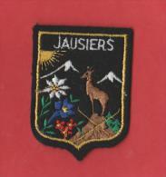 ECUSSON           JAUSIERS - Ecussons Tissu