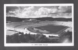 Portugal *Lisboa. Estadio Nacional* Col. Dulia Nº 61. Nueva. - Postales