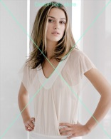 Keira Knightley - 0527 - Glossy Photo 8 X 10 Inches - Berühmtheiten