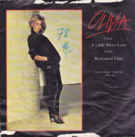Olivia - A Little More Love (45 T - SP) - Vinylplaten