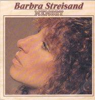 Barbra Streisand - Memory (45 T - SP) - Vinyles