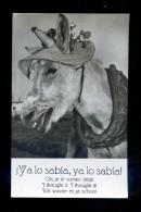 *¡Olé! España* Ed. Mundi Nº 4. Nueva. - Burros