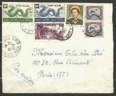 LETTRE    DU VIETNAM 1952