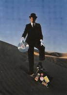 Pink Floyd, 1975 - Man In The Desert, Original Artwork From Wish You Where Here - Non Viaggiata - Musique Et Musiciens