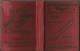VECCHIO ORARIO FERROVIARIO  SVIZZERA -HORAIRE DES CHEMINS DE FER SUISSES 1953 -GUIDE GASSMANN - Europa