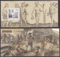 """[4/6]  FRANCE CANADA  2008 JOINT ISSUE MNH Souvenir Sheet In A Special Folder """"La FOIRE Des FOURRURES"""" - Joint Issues"""