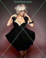 Lady Gaga - 0132 - Glossy Photo 8 X 10 Inches - Célébrités
