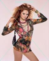 Lily Cole - 0030 - Glossy Photo 8 X 10 Inches - Célébrités