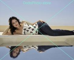 Marie Gillain - 0067 - Glossy Photo 8 X 10 Inches - Célébrités