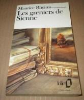 Maurice Rheims Les Greniers De Sienne - Fantastici