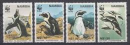 Pinguins Weltweiter Naturschutz WWF 1997 Neuf Sans Charniere / MNH / Postfris - Zeezoogdieren
