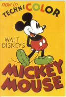 Carte Postale Walt Disney  Très Beau Plan - Disney