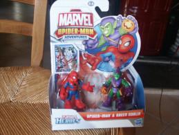 FIGURINE MARVEL SPIDERMAN ET GREEN GOBLIN - Spiderman