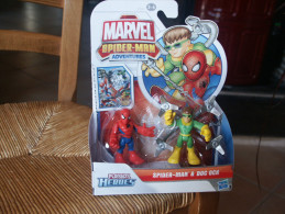FIGURINE MARVEL SPIDERMAN ET DOC OCK - Spiderman