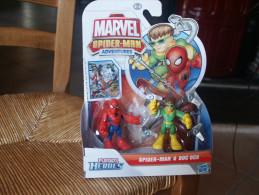 FIGURINE MARVEL SPIDERMAN ET DOC OCK - Spider-Man