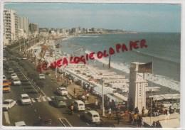 85 - LES SABLES D' OLONNE - LE REMBLAI ET L' HORLOGE - Sables D'Olonne
