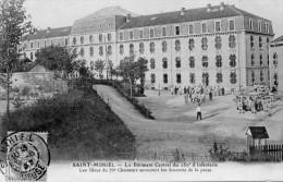 SAINT MIHIEL  -  Le Bâtiment Central Du 150è D' Infanterie - Saint Mihiel