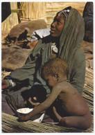 Haute- Volta - Markoye - Au Marchè, Femme à L'enfant - H2579 - Burkina Faso