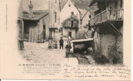 SAINT GENIEZ D'OLT :  Le Baribès ( Faubourg Des Lavandières ). - Non Classificati