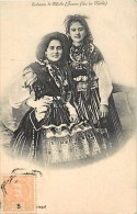 Ref- F734 - Portugal - Costumes De Minho ( Jeunes Filles Du Minho ) - Carte Bon Etat - - Unclassified
